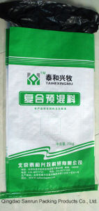 Plastic PP Woven Bag for Rice, Fertilizer, Cement, Seed, Mortar pictures & photos