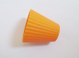Silicone Rubber Moulded Cake Oven Baking Cup