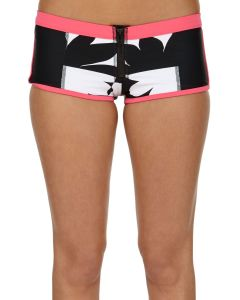 2015 Sublimation Neoprene Ladies Zip up Short/Boardshorts pictures & photos