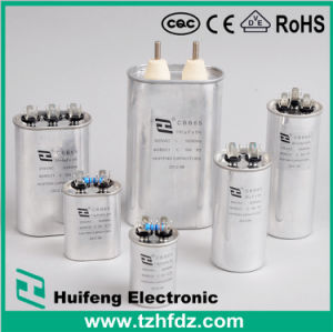 Cbb65 Air Conditioner Capacitors AC pictures & photos