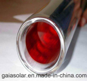 Non-Pressure Vacuum Glass Tube for Solar Water Heater pictures & photos