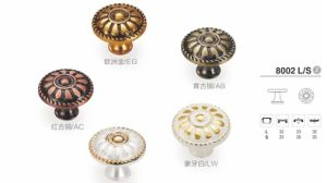 Zinc Classical Furniture Cabinet Kitchen Knob Handle G08017 pictures & photos