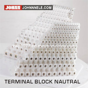 Plastic Fused Terminal Blocks with CE pictures & photos