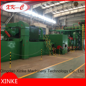 High Quality Structual Steel Pass-Though Shot Blasting Machine pictures & photos
