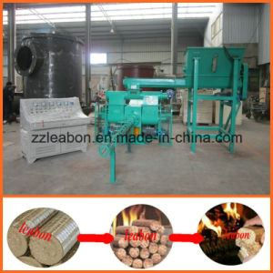 Piston Type Wood Sawdust Briquette Machine pictures & photos