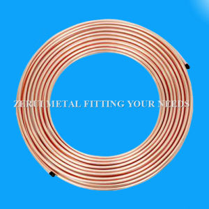 100FT Annealed Copper Tube for Medical Gas pictures & photos