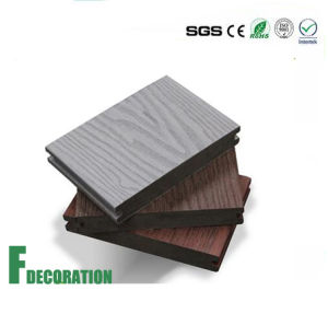 Co-Extrusion WPC Composite Outdoor Hollow Decking