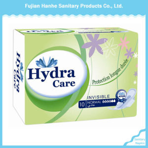 2015 Best Selling Cotton Ladies Sanitary Pads