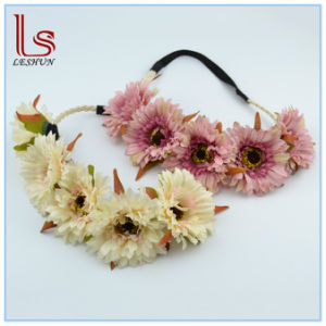 Bohemia Women Big Flower Headband pictures & photos