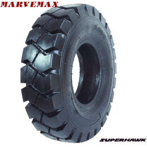 Marvemax 28*9-15 Bias Industrial Tire Forklift Tyre (7.00-12 7.00-15 6.00-9) pictures & photos