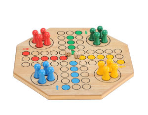 Chinese Checkers Wooden Board Game (CB2014) pictures & photos