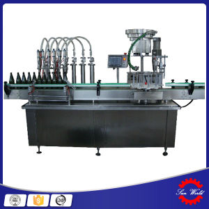 Syrup Filling Capping Machine pictures & photos
