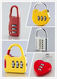 More Types Combination Padlock (SS-005A) pictures & photos