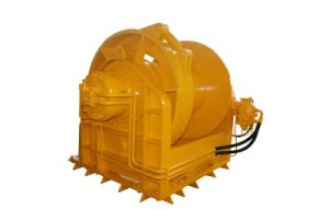 Ini 300kn 30 Ton Electro-Hydraulic Power Pack Marine Hydraulic Mooring Winch pictures & photos