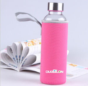 Heat Resistant High-Borosilicate Glass Bottle pictures & photos