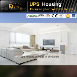 Good Heat Insulation Prefabricated House with TUV Certificated pictures & photos