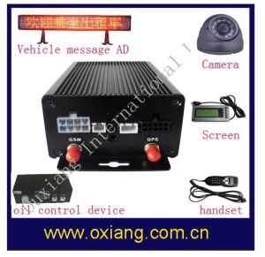 GSM GPRS GPS Vehicle GPS Tracking System Support Fuel Collector and GPS Navigation (OX-ET-801B) pictures & photos