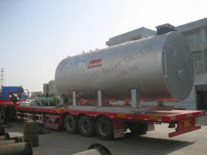 12t Wns Fuel Oil (gas) Steam, Hot Water Boiler pictures & photos