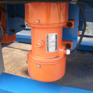 China Hot Mining Equipment Concrete Moulds Vibrating Table pictures & photos