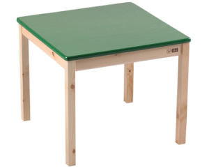 Children Colorful Table Wooden Table Children Study Table (M-X1077) pictures & photos