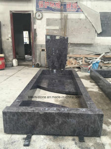 Gravestone Inscriptions Cost of a Funeral Black Granite Monuments Headstones pictures & photos