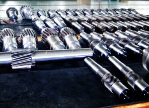 Gear Shaft (HS-GS-007) pictures & photos