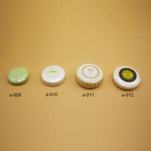 9g, 12g, 15g, 20g, 25g, 30g Transparent Soap // Hotel Soap // Cheap Hotel Soap // Flow Packed Soap // Hotel Soap 3 pictures & photos