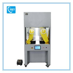 Purifying Vacuum Spin Coater with Two Working Station Cy-Gkf411 pictures & photos