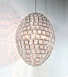 Modern Egg Pendant Lamp with Crystal Beads (WHP-983) pictures & photos