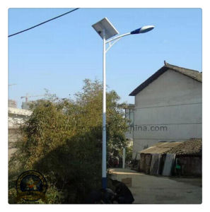 Factory Price Solar LED Street Light with Moso Drivers pictures & photos
