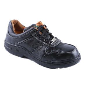 Natural Rubber Outsole Casual Safety Footwear