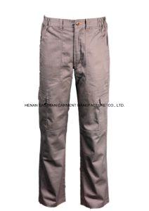 Fr 99%Cotton /1% Carbon Fibres Pants for Security Field pictures & photos