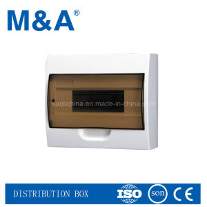Tsm Series 10 Ways Surface Mount Distribution Board Box pictures & photos