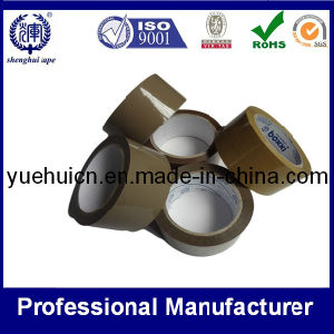 Brown Low Noise Carton Sealing Adhesive Tape pictures & photos