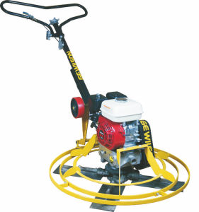 Walk-Behind Diesel Concrete Power Trowel pictures & photos
