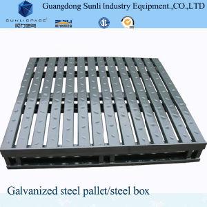Standard Size Box Storage Steel Pallet pictures & photos