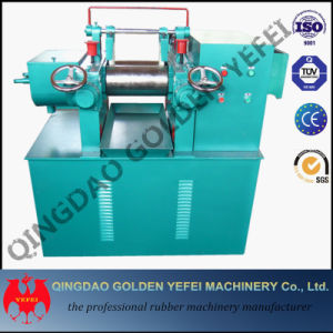 Top Ranking Quality Rubber Open Two Roll Mixing Mill Xk-660 pictures & photos