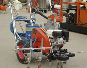 Normal Temperature Spray Hands Push Road Marking Machine for Cold Paint L855g