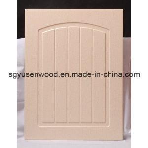 PVC Melamine UV Kitchen Cabinet Door for Kitchen pictures & photos