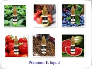 E Liquid E-Liquid Vapor Juice with Premium Series Flavors pictures & photos