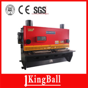 China Kingball Shear Machine (QC11Y-10X2500) with CNC Controller pictures & photos