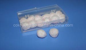 Wax Cotton Earplug for Swimming and Sleeping pictures & photos