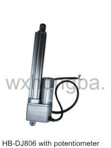 Hot Sale Linear Actuator with Control Box and Handset pictures & photos