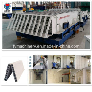 Automatic Lightweight Concrete Wall Panel Making Machine/Equipment pictures & photos