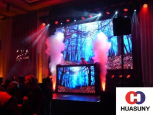 Flexible Curtain LED Display Galaxias Series for Rentals, Concerts, Parties. pictures & photos