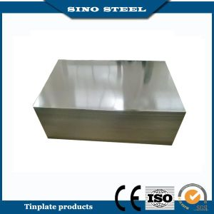 SPCC Smooth Electrolytice Tinplate Steel Sheet pictures & photos