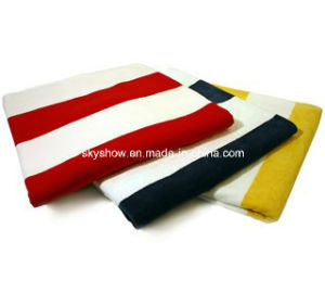 100% Cotton Jacquard Hotel Towel / Terry Towel pictures & photos