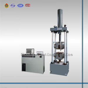 200kn Electro-Hydraulic Servo Universal Testing Machine pictures & photos