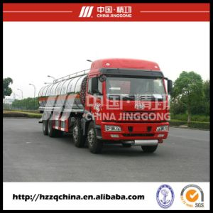 Fuel Tank Truck with High Efficiency (HZZ5311GHY) for Buyers pictures & photos