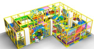 Amusement Park Indoor Playground Equipment (NC-IP215) pictures & photos